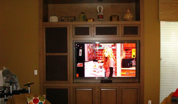 Entertainment Centers Home Theater